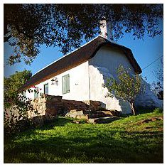 Church House self-catering cottage in the Old Village on Modderfontein outside Citrusdal.