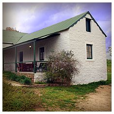 The Postmaster's House self-catering accommodation in the Old Village on Modderfontein outside Citrusdal.