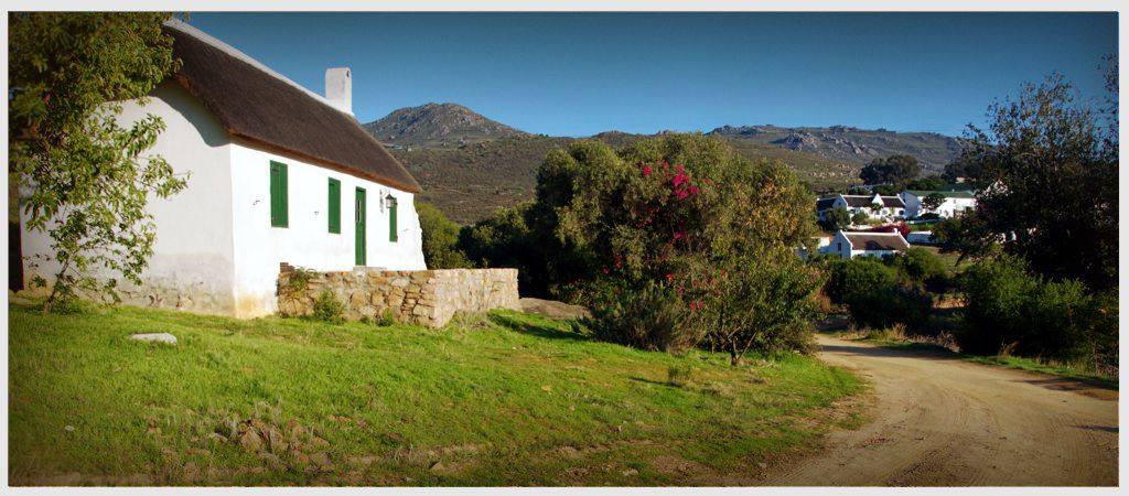 Guest Farm Clanwilliam self-catering cottage