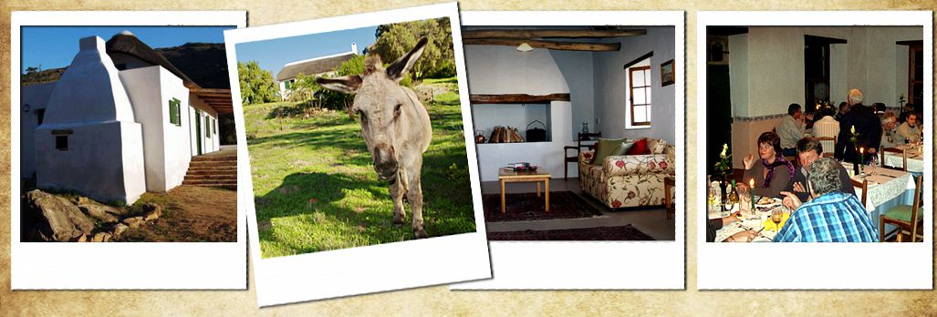 Guest Farm citrusdal self-catering cottage